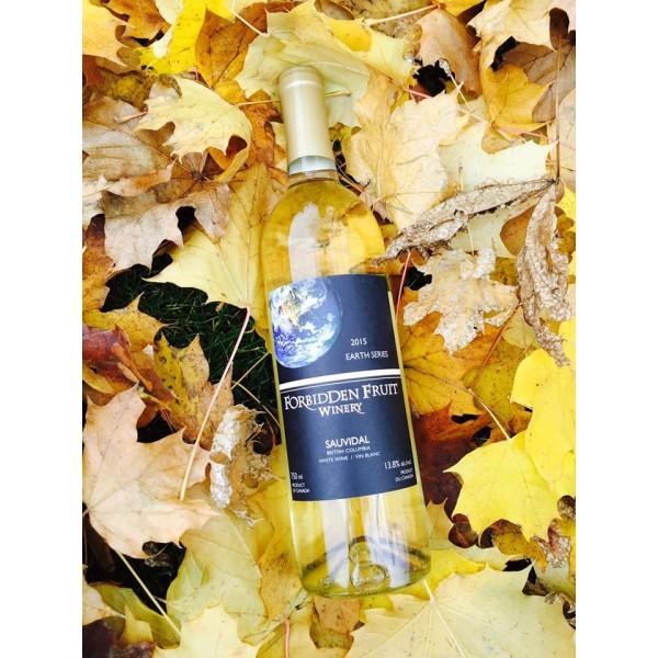 Earth Series Premium Grape Wine - 2017 SauVidal (Organic) - Gold Medal!