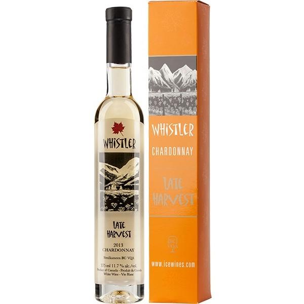 Whistler - 2015 Chardonnay Late Harvest - VQA - Gold Medal! 90 Points! Top Value!