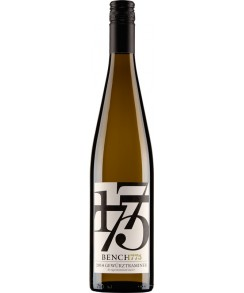 Bench 1775 - 2014 Gewürztraminer - Gold Medal! 94! Points!