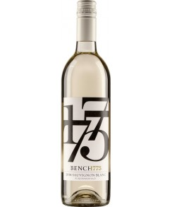 Bench 1775 - 2014 Sauvignon Blanc - VQA - Best White & Gold Medal!