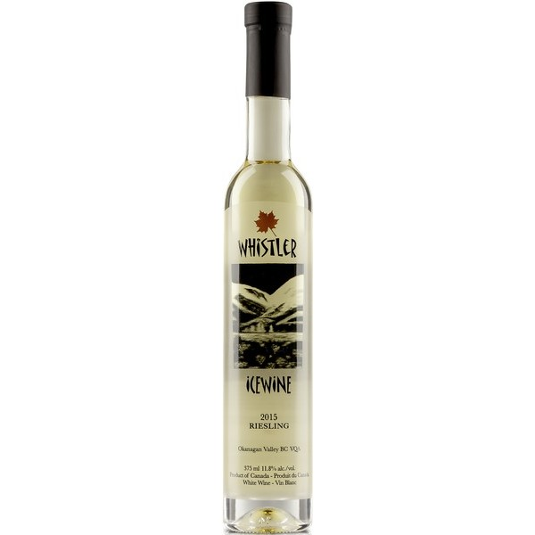 Whistler - 2015 Riesling VQA Icewine - Gold Medal & Best Icewine!