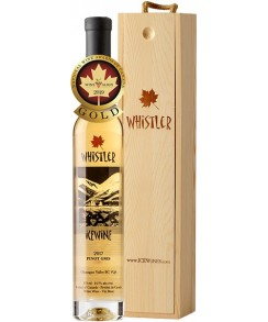 Whistler - 2017 Pinot Gris Icewine (VQA) - GOLD Medal!