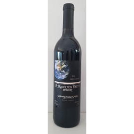 Earth Series Premium Grape Wine - 2015 Cabernet Sauvignon (Organic) - Gold Medal!