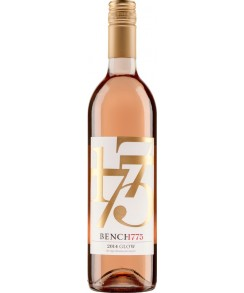 Bench 1775 - 2014 Glow Rosé - Best Rosé in B.C. / Wine Of Distinction!